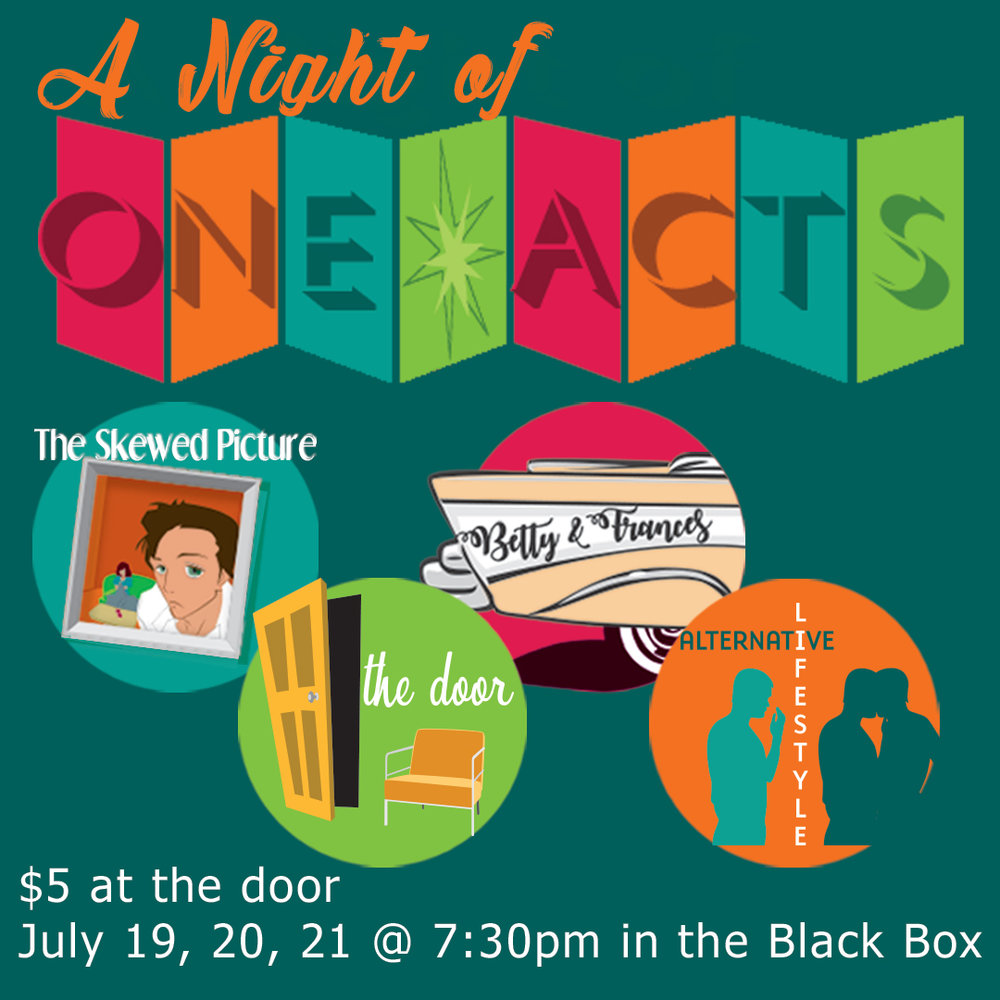 actabilene a night of one acts july 2018