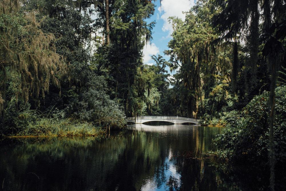 Magnolia Gardens Plantation Home