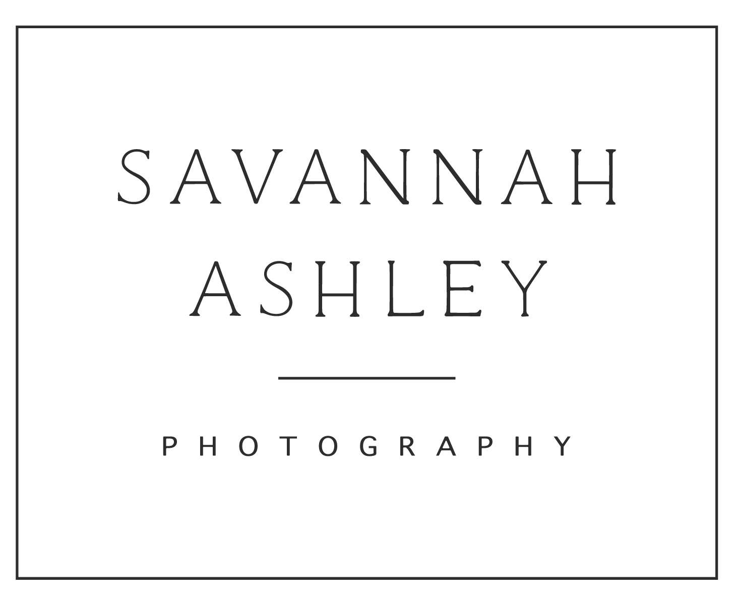 Savannah Ashley Photography