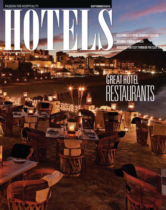 HOTELS MAGAZINE  |  Media Kit  + Editorial Calendar