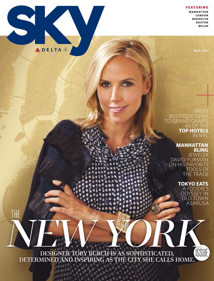 DELTA SKY MAGAZINE  |  Editorial Contact