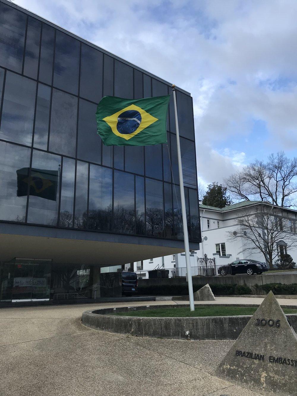 Embassy of Brazil.