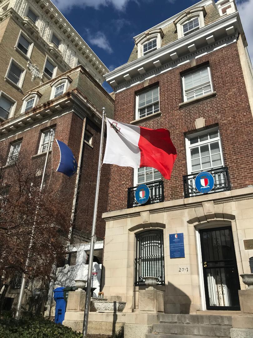 The Embassy of Malta.