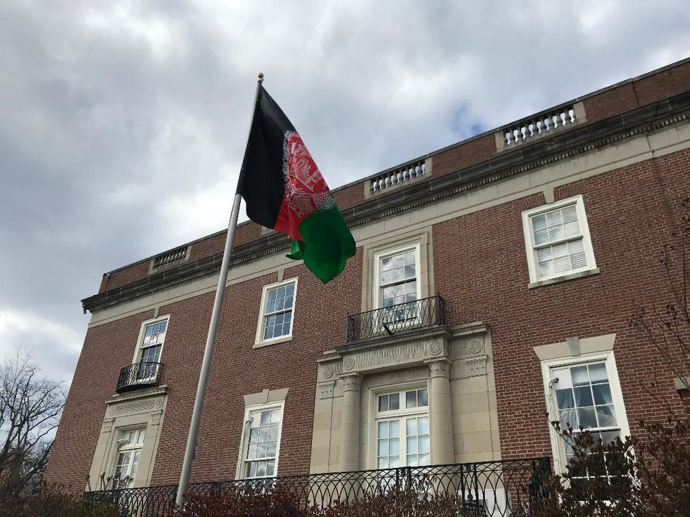 Embassy of Afghanistan.