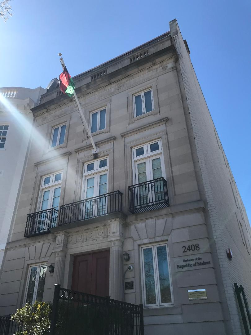 The Embassy of Malawi.