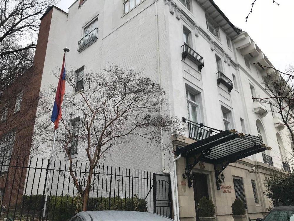 The Embassy of Armenia.
