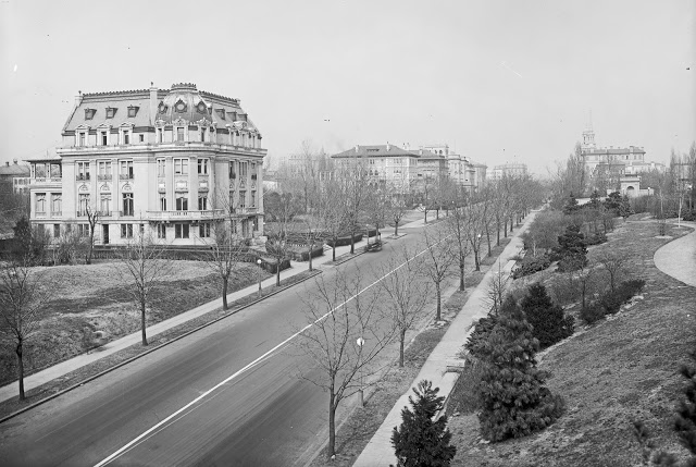 Former Embassy of France, circa 1920s.