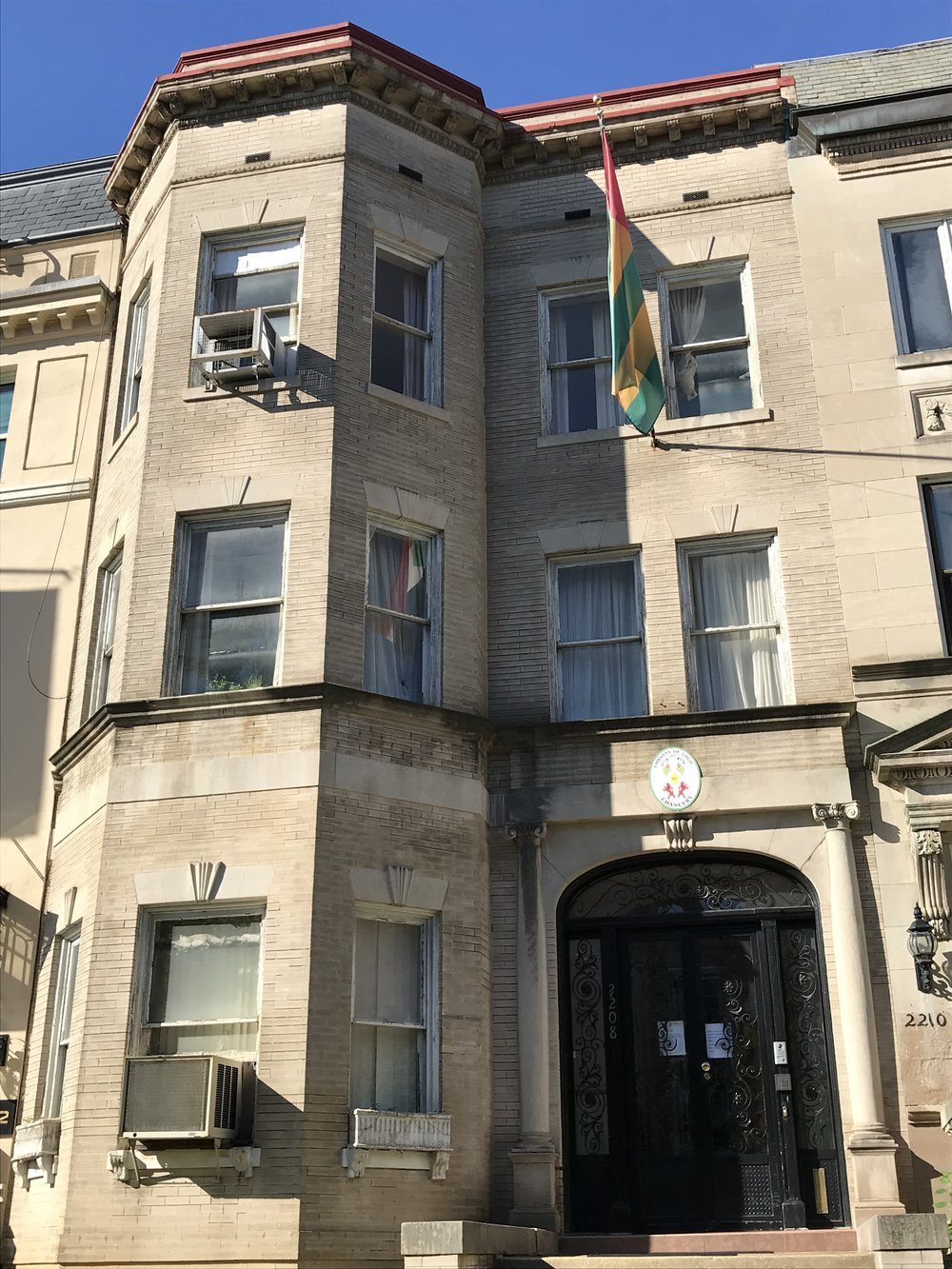The Embassy of Togo.