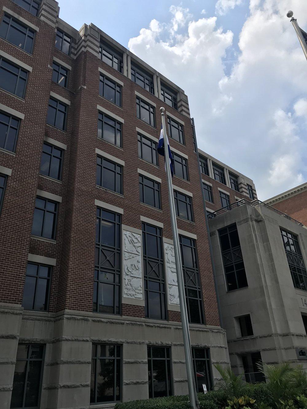 The Embassy of El Salvador.
