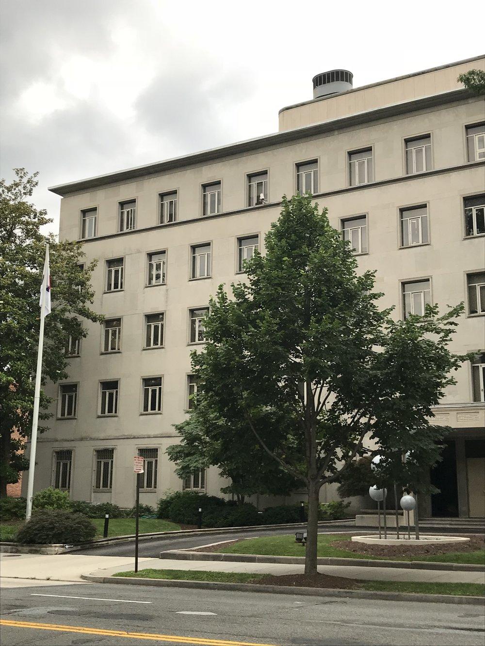 The Embassy of South Korea.