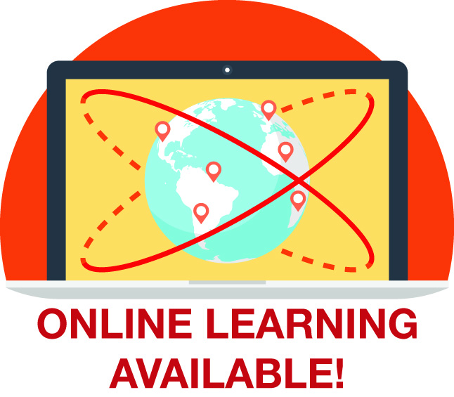 Virtual Learning Available!
