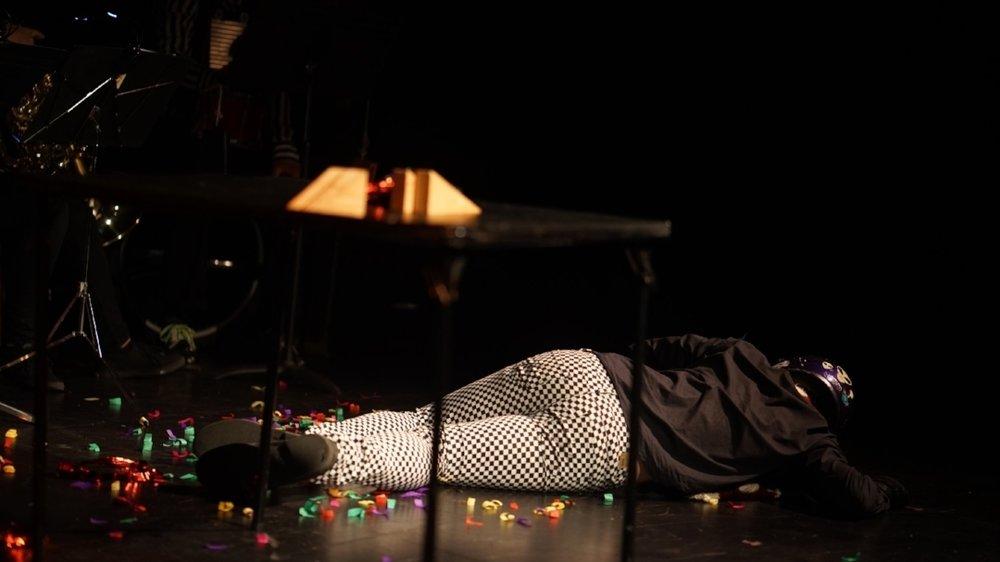 Circus Screams Live - Suicide Sid