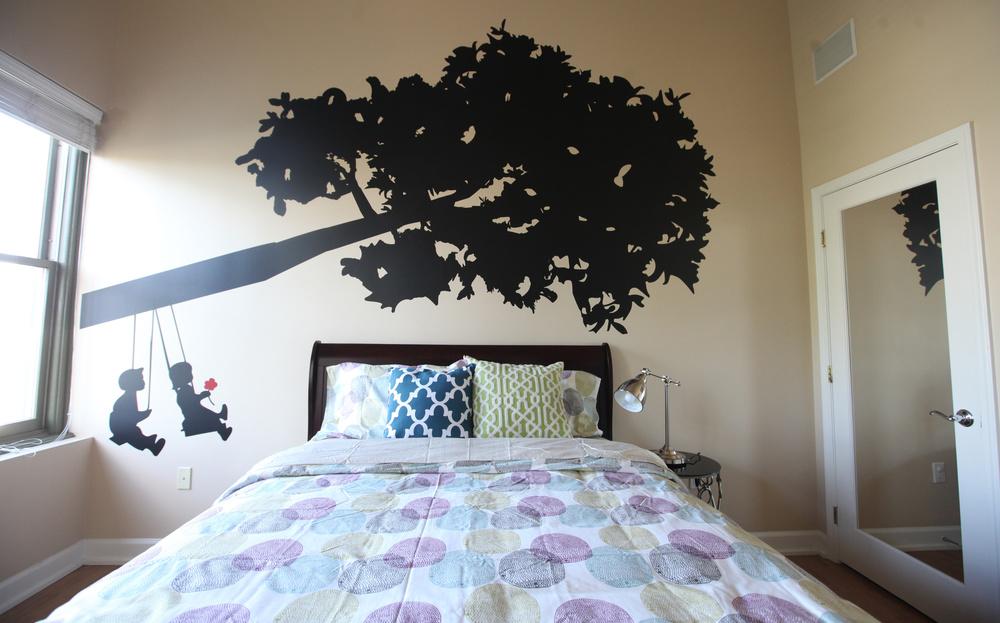 Unit 630 Bedroom