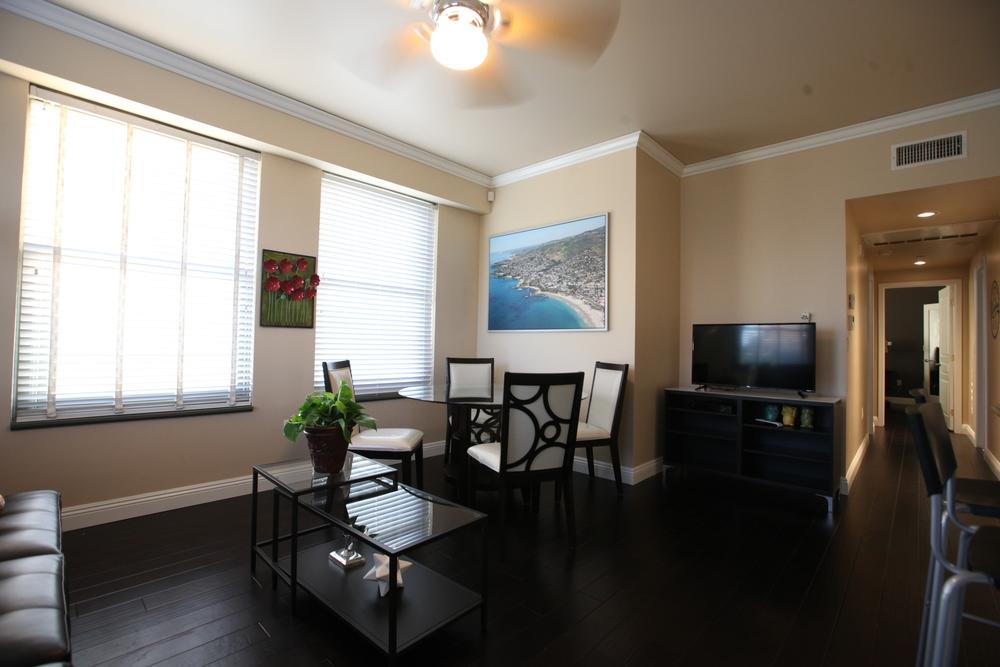 Unit 330 Living Room