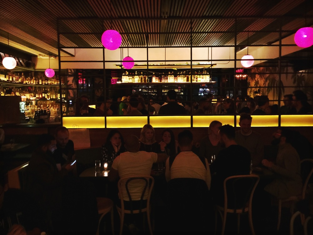 If you're looking for casual drinks with friends - this is definitely your spot in the West Village. Try.