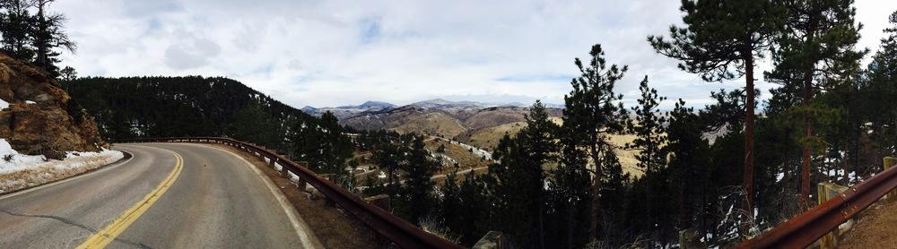 Rocky. Mountain. High.