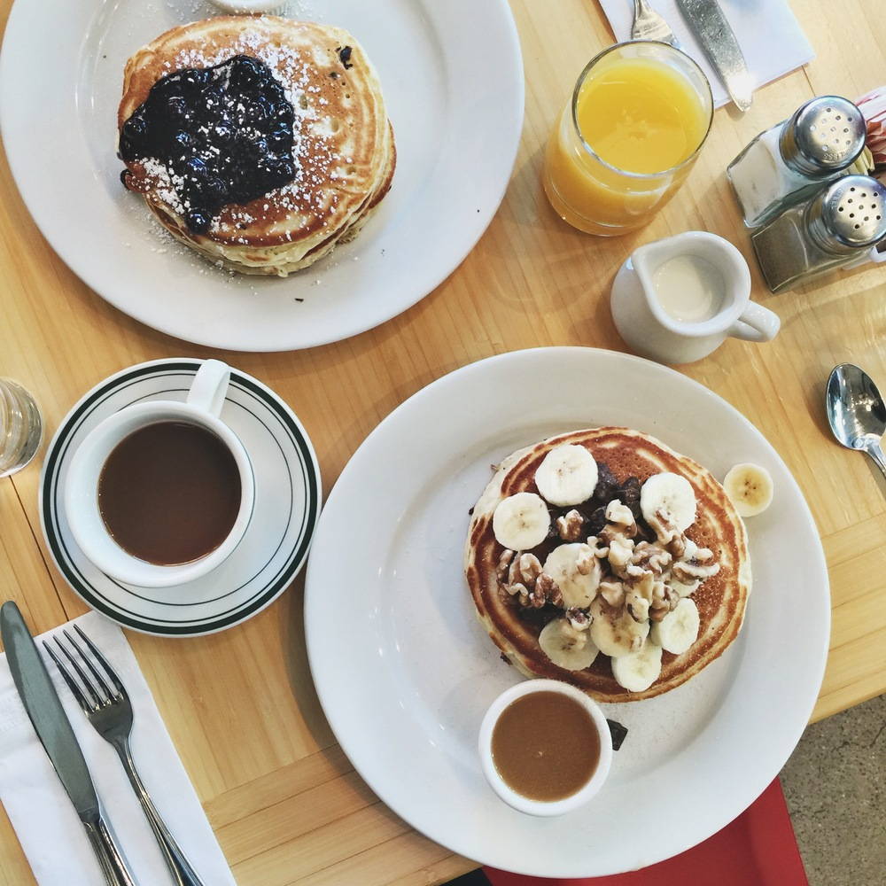 Not all pancakes are created equally. It's one of the most true statements.