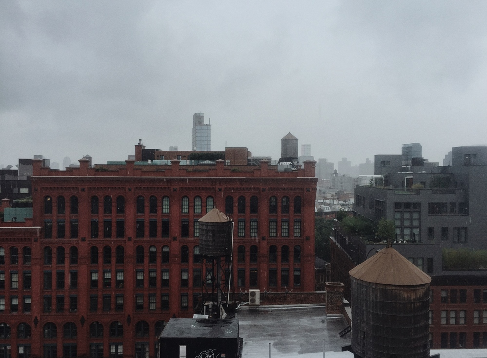 Recently have grown to love a grey day, and the mood ensued because of it. SLT Soho views FTW.