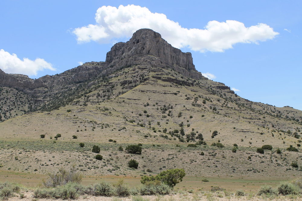 A view from Road Canyon