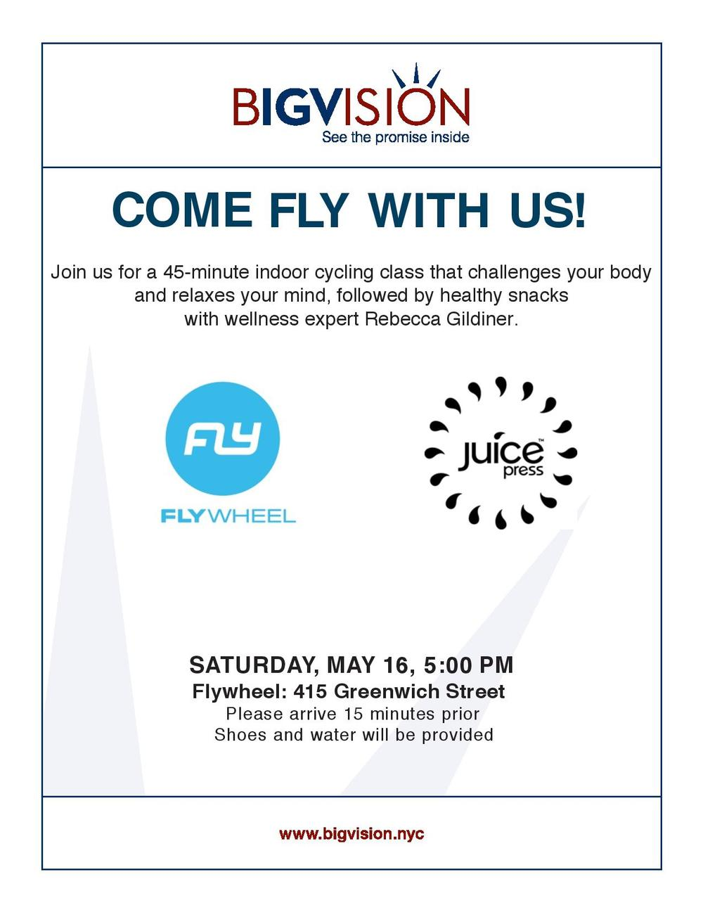 May 16 Flywheel Spin Class Flyer.jpg
