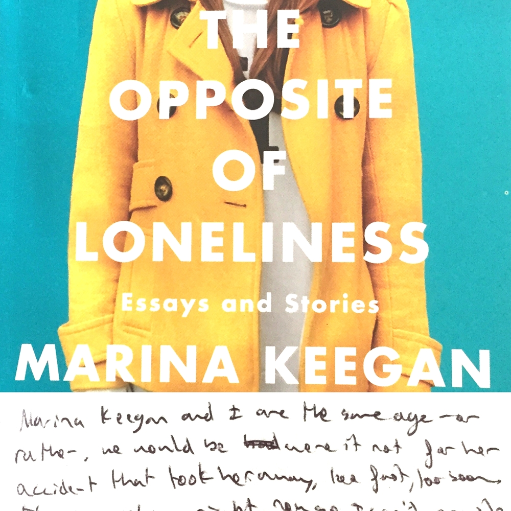 the opposite of loneliness essays and stories epub