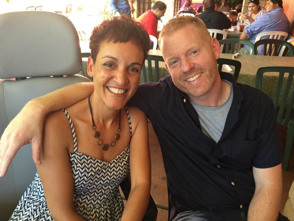 Steve & Roz Weisenburger - Bernal Bible/SanJose