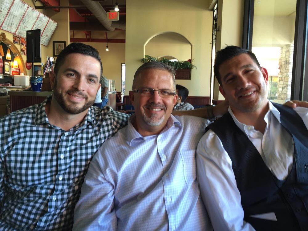Joe Walters/John Stone/Adrian Frias - ENCOUNTER