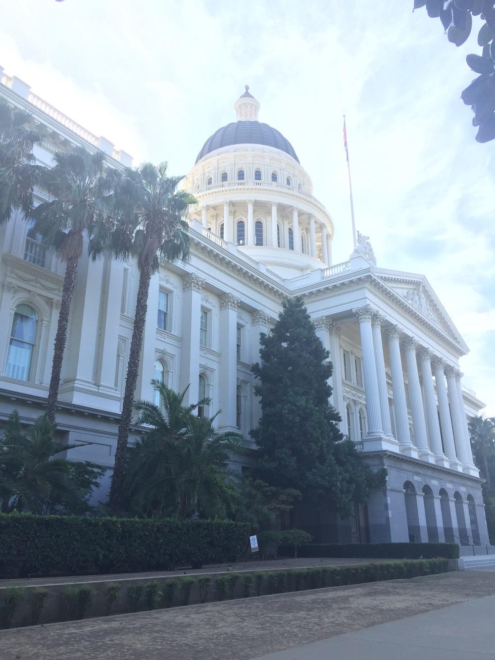 CA State Capital