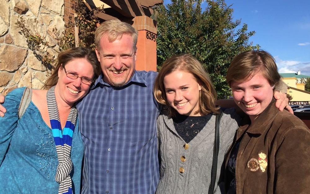 Steve & Nicole Steele family - OAK TREE COMMUNITY Elk Grove