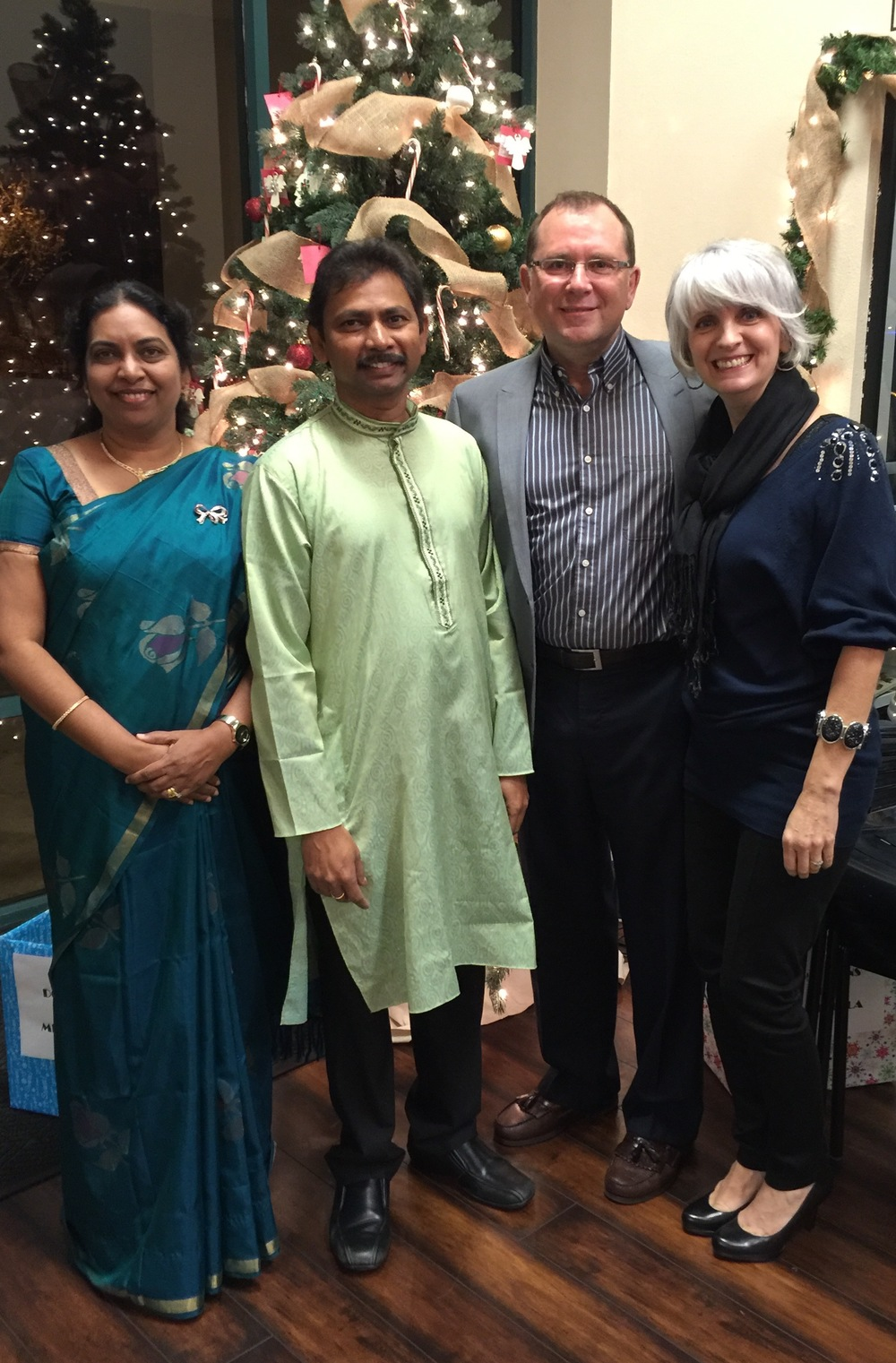 Pastor Paul Sunkari-INDIAN CHRISTIAN CHURCH Sacramento