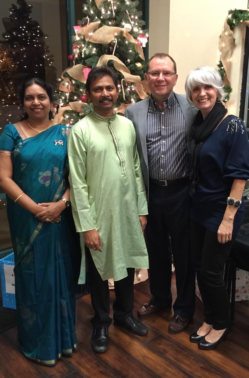 Pastor Paul Sunkari-INDIAN CHRISTIAN CHURCH Sacramento