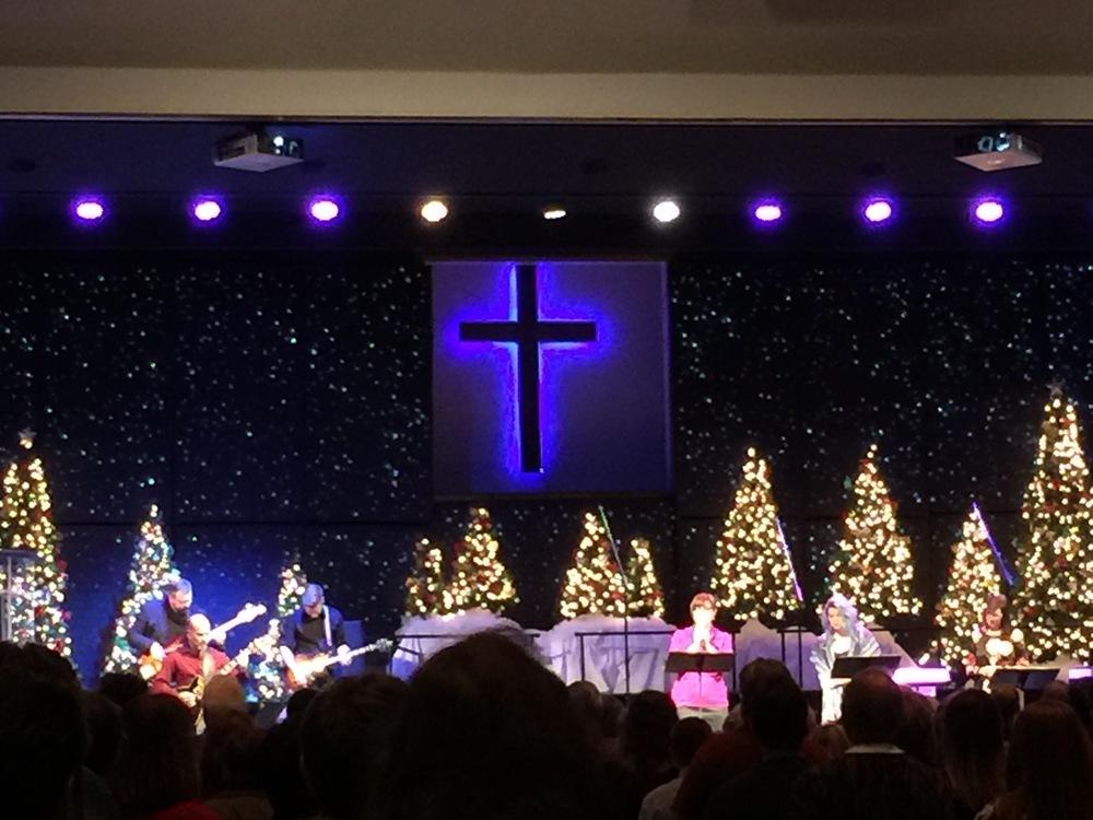 SUNRISE - Christmas Eve 2015