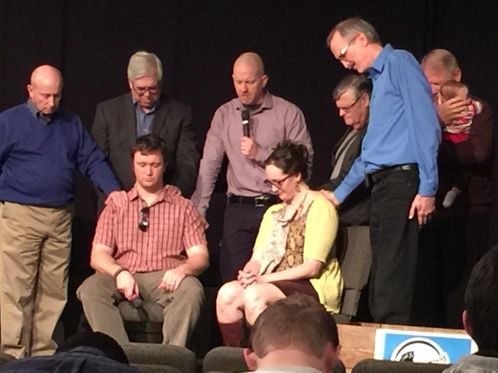 LifeHouse - new pastor/Sean Morgensen