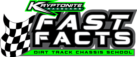 Fast Facts Kryptonite Racecars