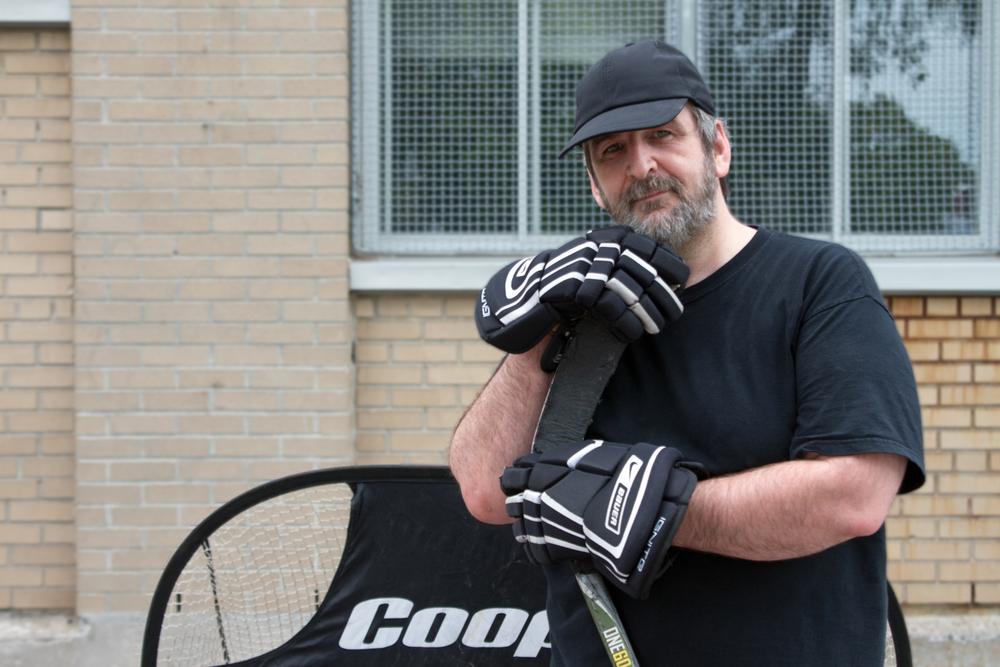 Tayaout-Nicolas, héros du hockey local