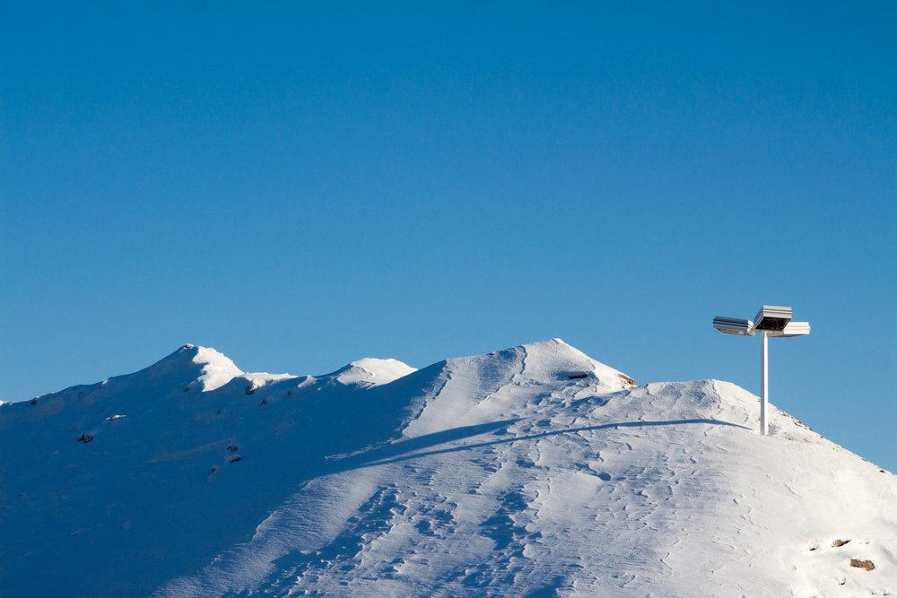 Le Mont-Blanc du Marché Central. Je vous épargne la photo du Mont-Brun prise quelques jours plus tard.