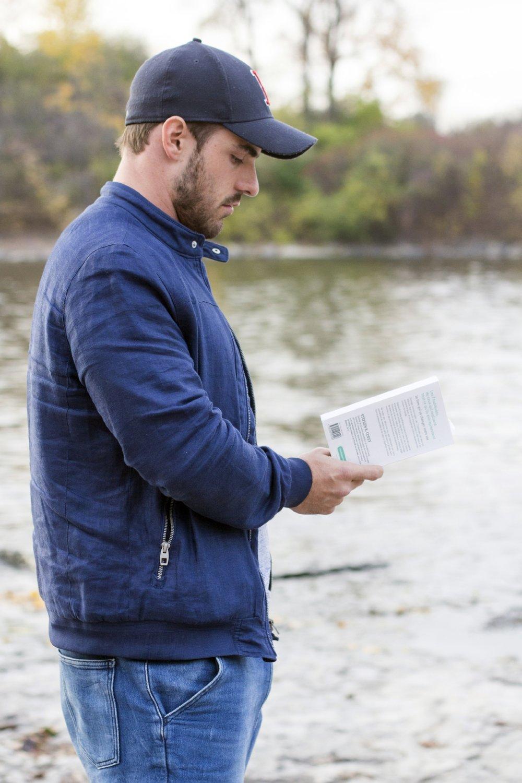 Mathieu, le lecteur