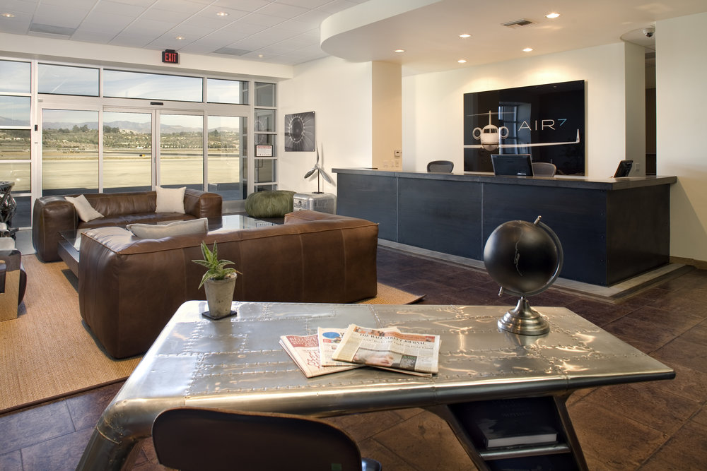 World-Class FBO Facilities