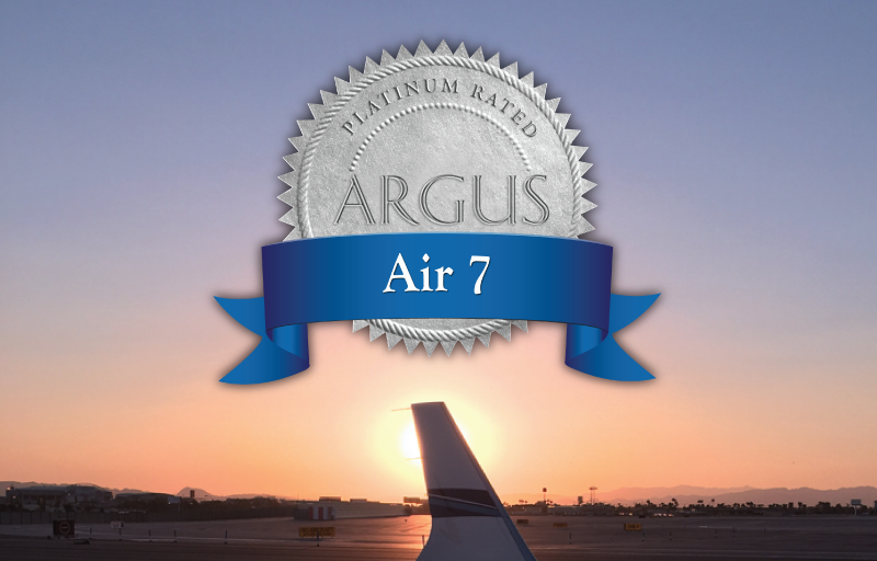 Argus Platinum Rated >