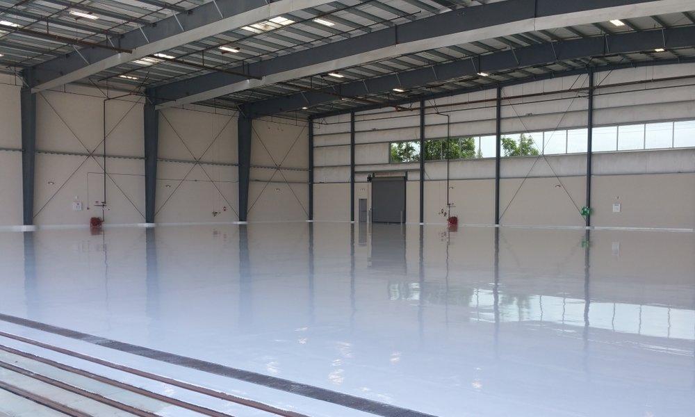 Hangar Filming Facilities