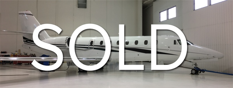 2012 Cessna Citation Sovereign