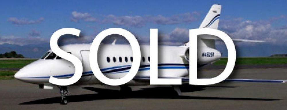 Copy of 2001 Dassault Falcon 2000