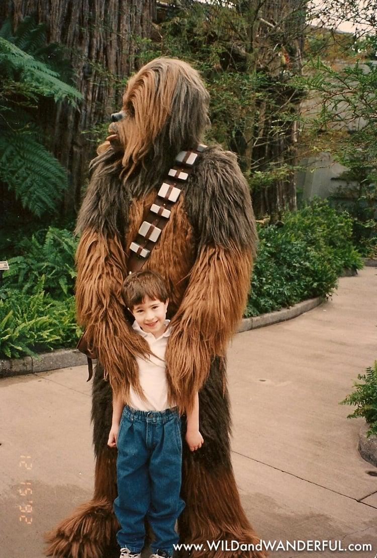 1992 - with chewbacca.jpg