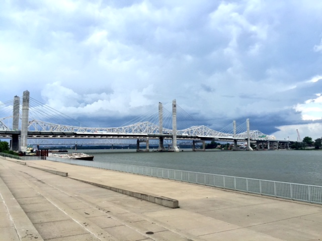 The Louisville Waterfront Park welcomes 2016's Forecastle music festival, photo by Wil Wright