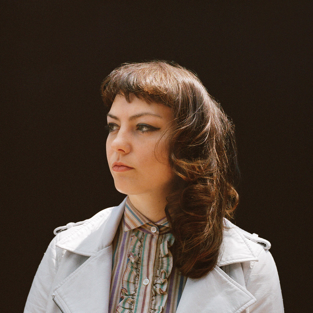 "Album cover for Angel Olsen's 2016 release, ""MY WOMAN,"" courtesy of Jagjaguwar"