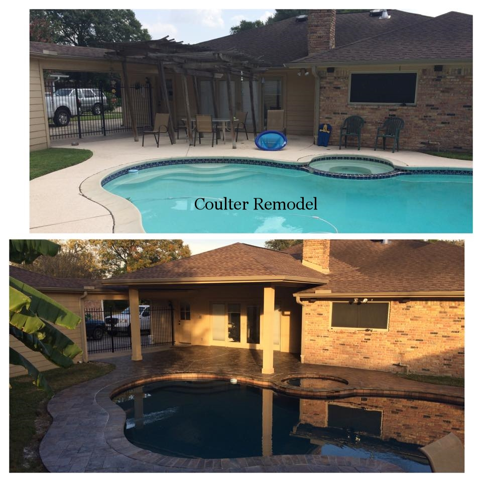 Copy of Pool Remodel