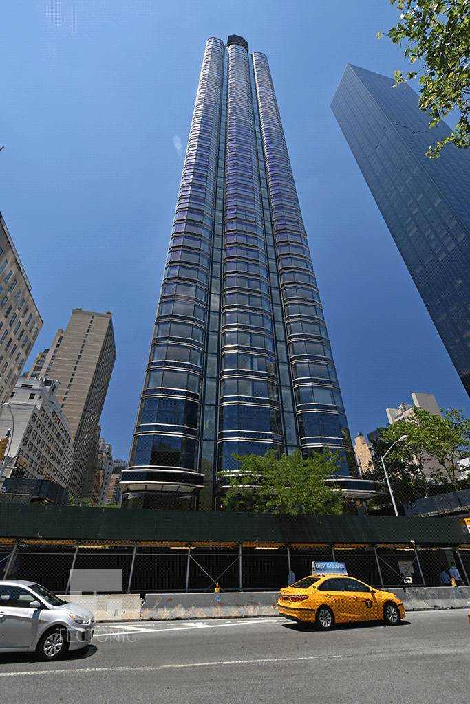 Viewed from 1st Avenue