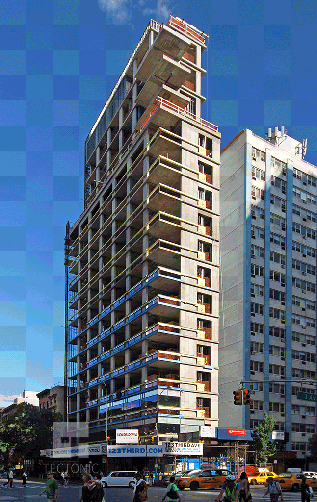 Viewed from East 14th Street & 3rd Avenue