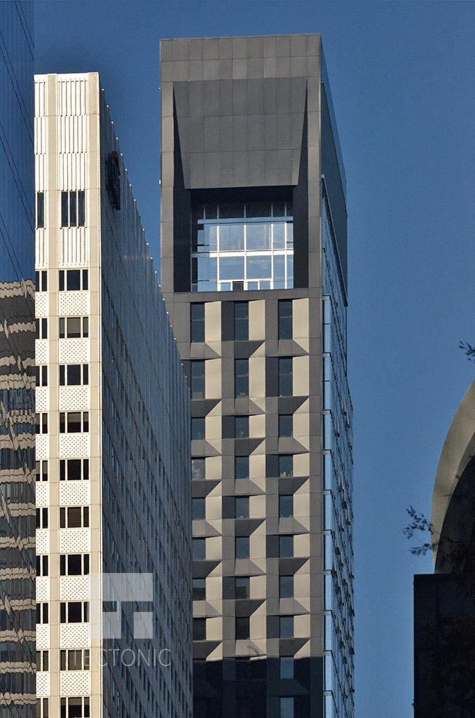 Eastern facade