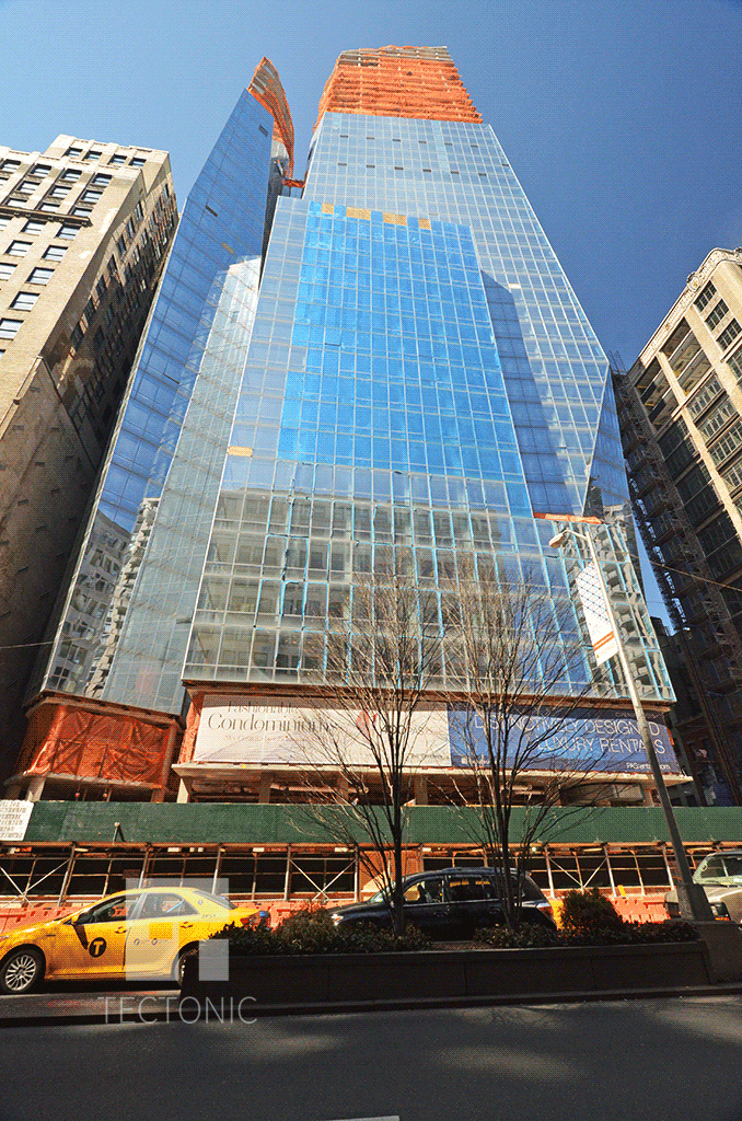 Viewed from Park Avenue South in April 2014